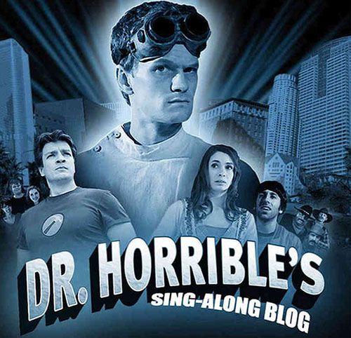 Музыкальный блог Доктора Ужасного