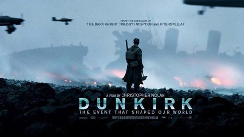 дюнкерк фильм 2017